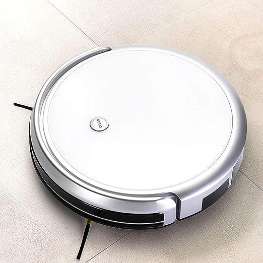 MISJIA Robot Aspirador, Limpieza de hogar automotriz robótica para ...