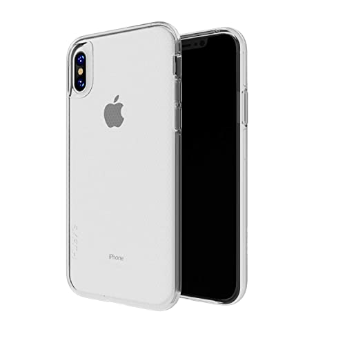 Skech Matrix ShockProof Slim Protective Transparent Case Cover for Apple iPhone Xs/X - Clear