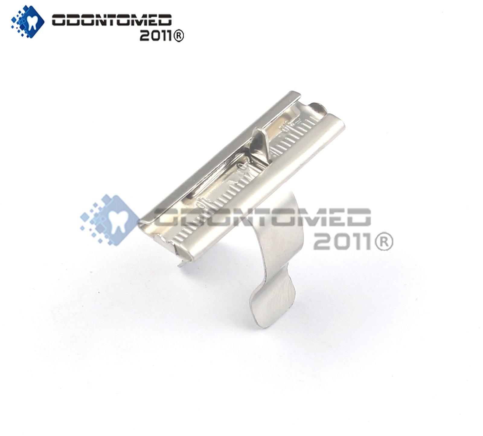 OdontoMed2011® Endo Gauge Finger Ruler Span Measure Scale Endodontic Dental Instruments Ring ODM