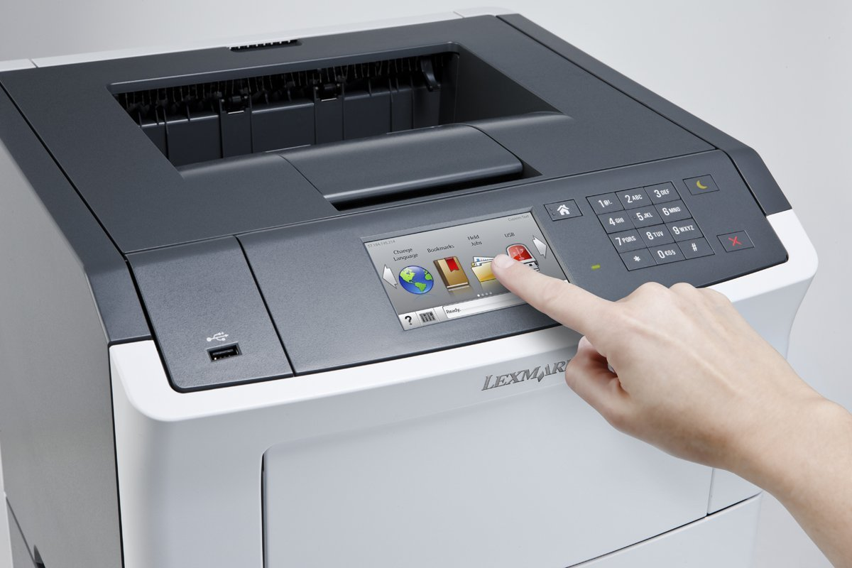 Lexmark MS610DE MonoChrome Laser Printer - 35S0500 by Lexmark (Image #2)