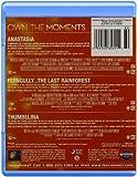 Anastasia / Ferngully / Thumbellina Triple Feature Blu-ray