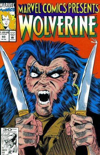 Books : Marvel Comics Presents #93 : Wolverine, Ghost Rider, Cable, Nova, Daredevil, & Black Widow (Marvel Comics)