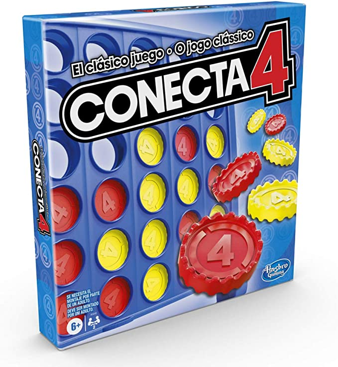Hasbro Gaming- Conecta 4 (A5640IB2): Amazon.es: Juguetes y juegos