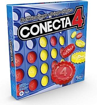 Oferta amazon: Conecta 4 (Hasbro A5640IB2)