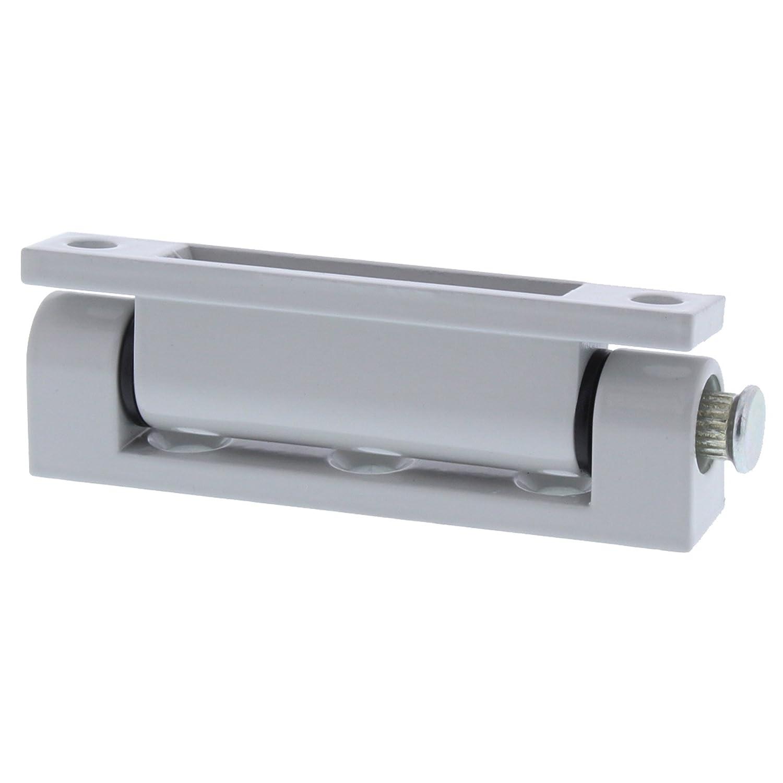 ToniTec Aufschraubband Kunststofffensterband Scharnier Fensterband T/ürband K Fl/ügelgewicht 40 kg
