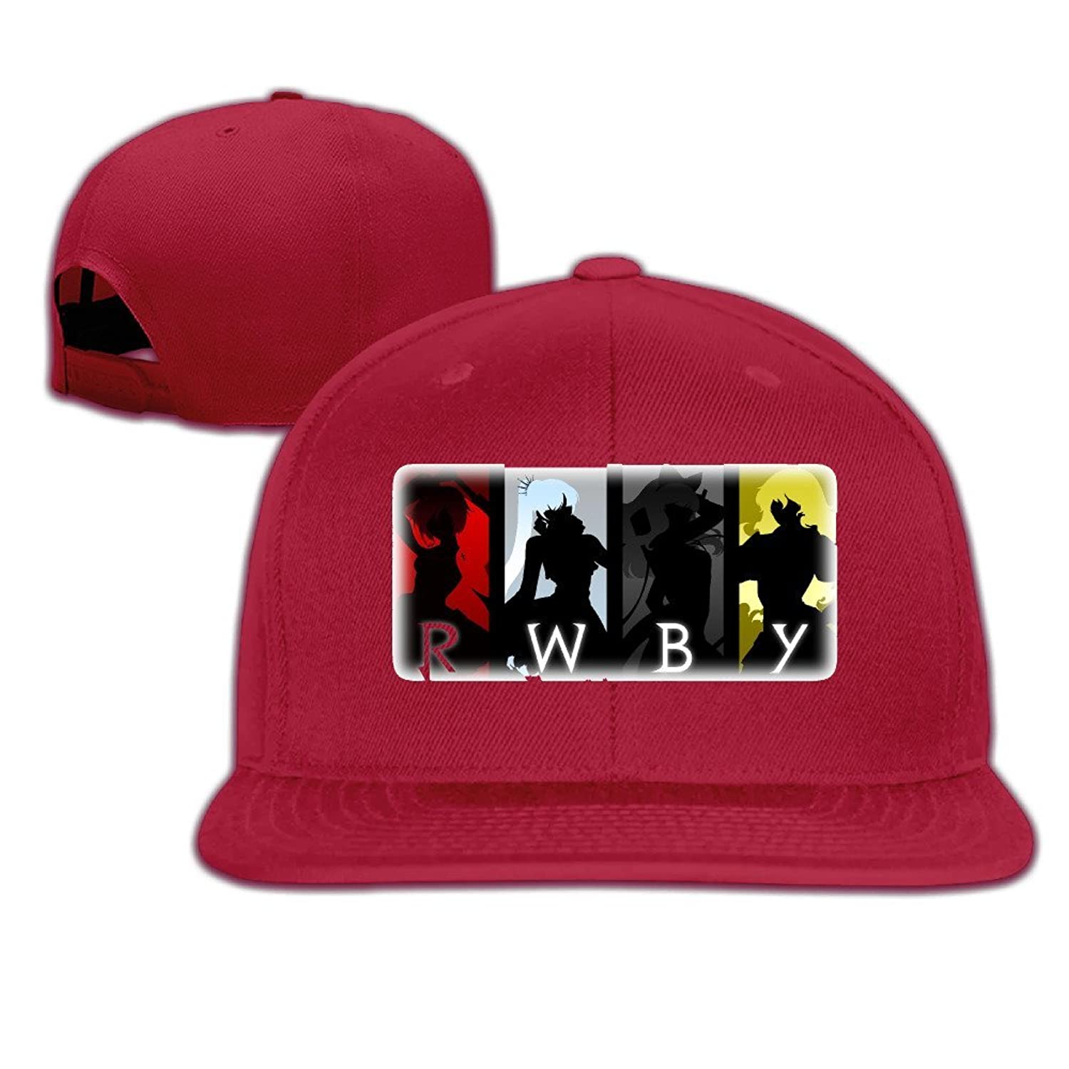 BUUMY RWBY Boy's Latest Style Fitted Hats