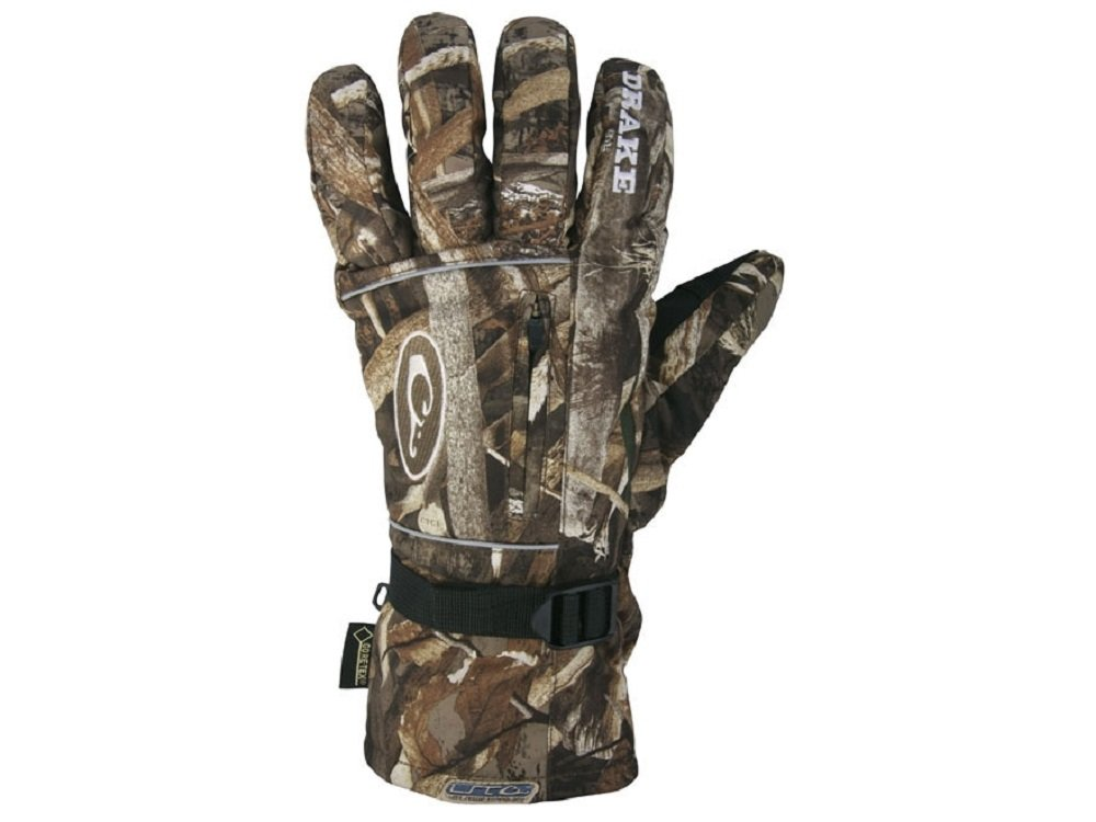 Drake Waterfowl LST Insulated Refuge Glove (Advantage Max-5, Medium) by Drake Waterfowl