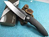 TwoSun Knives Black CNC G10 Outdoor Ball Bearings Folding Knife Zenith TS27-BK Review