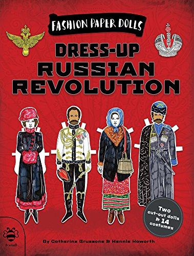 Dress-Up Russian Revolution (Fashion Paper Dolls) -