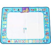 Doek Materiaal 39x29.5 Inch 2 Soorten Tekening Pennen Water Schilderen Mat, Doodle Mat, voor Kinderen Schilderen Levert…