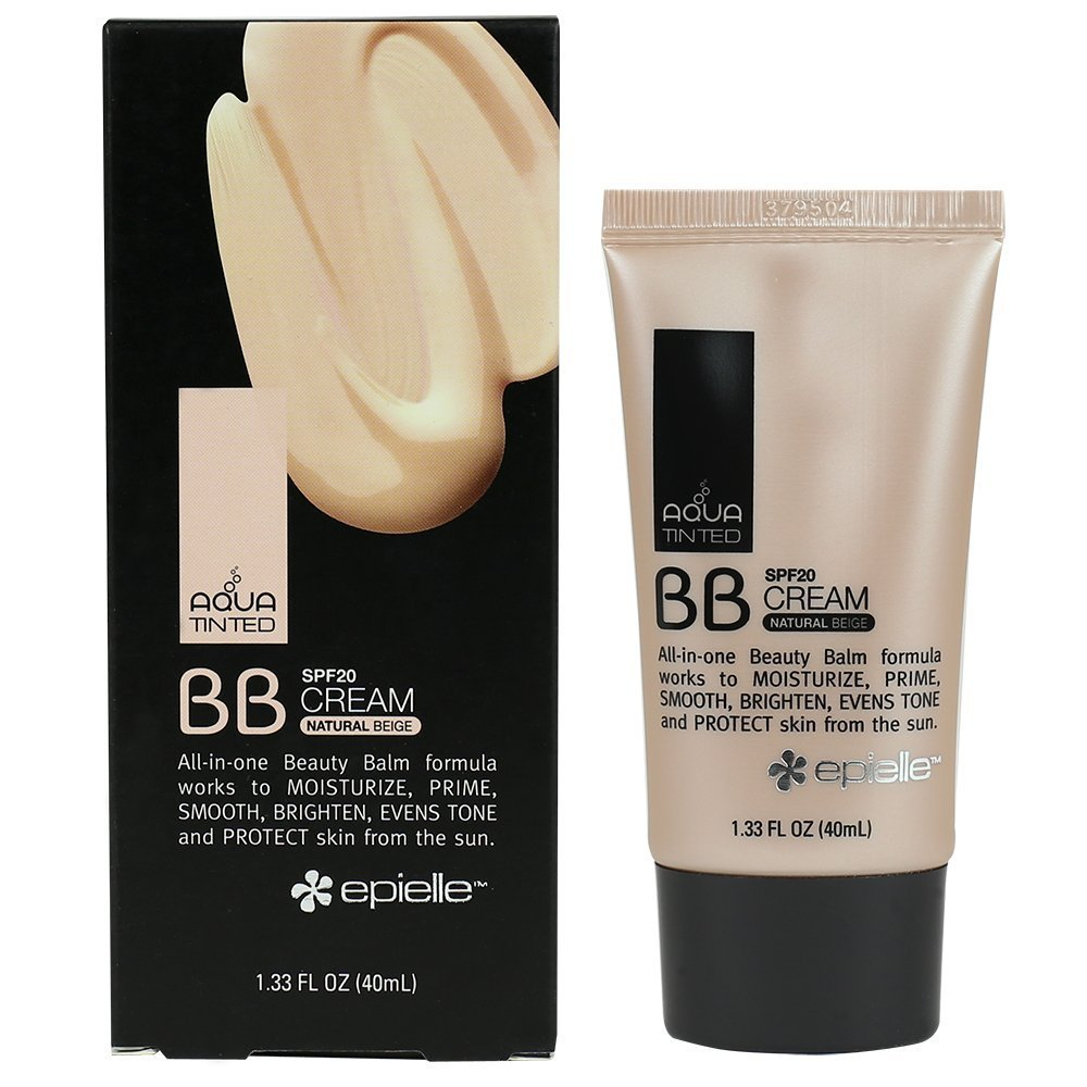 Epielle Aqua Tinted BB Cream SPF 20 Natural Beige 40mL