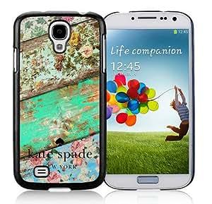 DIY Hot Sale Samsung Galaxy S4 Case,Kate Spade 104 Black New Design Samsung Galaxy S4 I9500 Phone Case