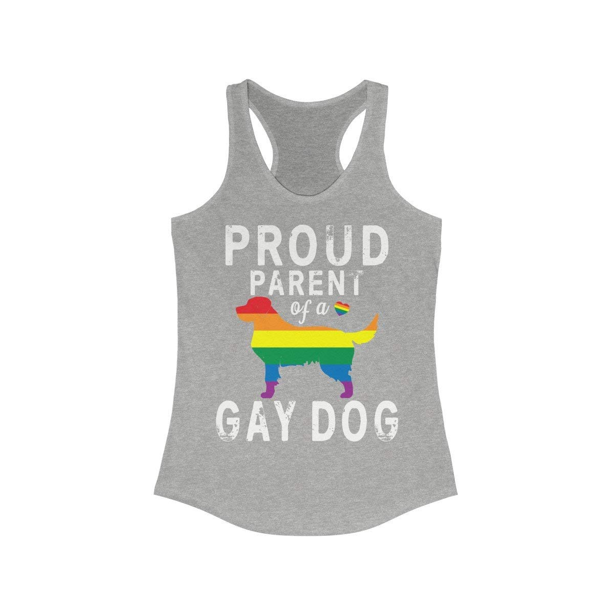 Cheery Proud Parent Of A Gay Dog Lgbt Pride For Shirts