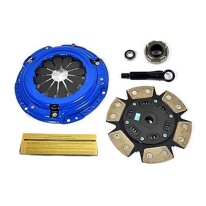 Amazon.com: EFT STAGE 3 PRO RACE CLUTCH KIT for 90-91 HONDA CIVIC CRX Si 1.5L 1.6L D15 D16: Automotive