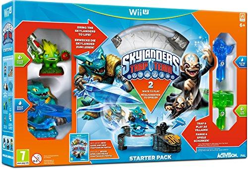 Skylanders: Trap Team - Starter Pack /wii-u (Skylander Game Trap Team Wii Only)
