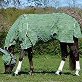 WB Dura-Mesh Detach-A-Neck Fly Sheet 72