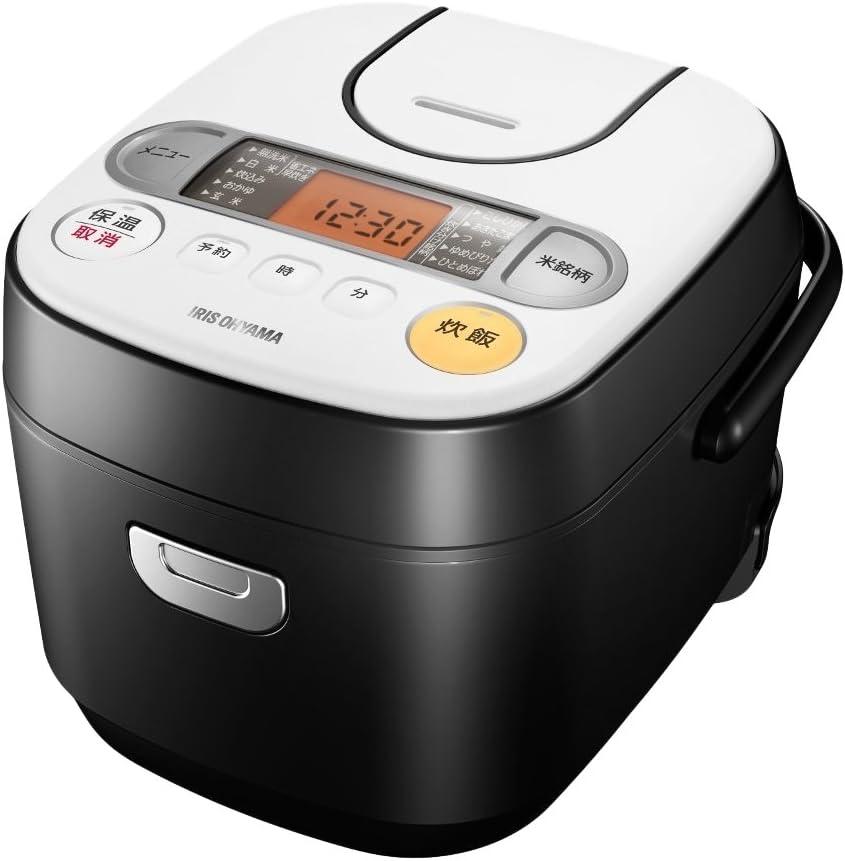 IRIS OHYAMA rice cooker microcomputer formula 3go (150g × 3) brand cook RC-MA30-B