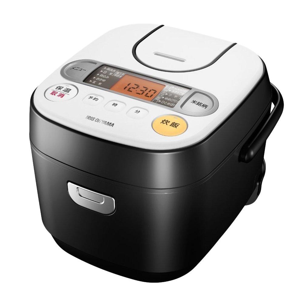 IRIS OHYAMA 銘柄炊き ジャー炊飯器 5.5合 RC-MA50