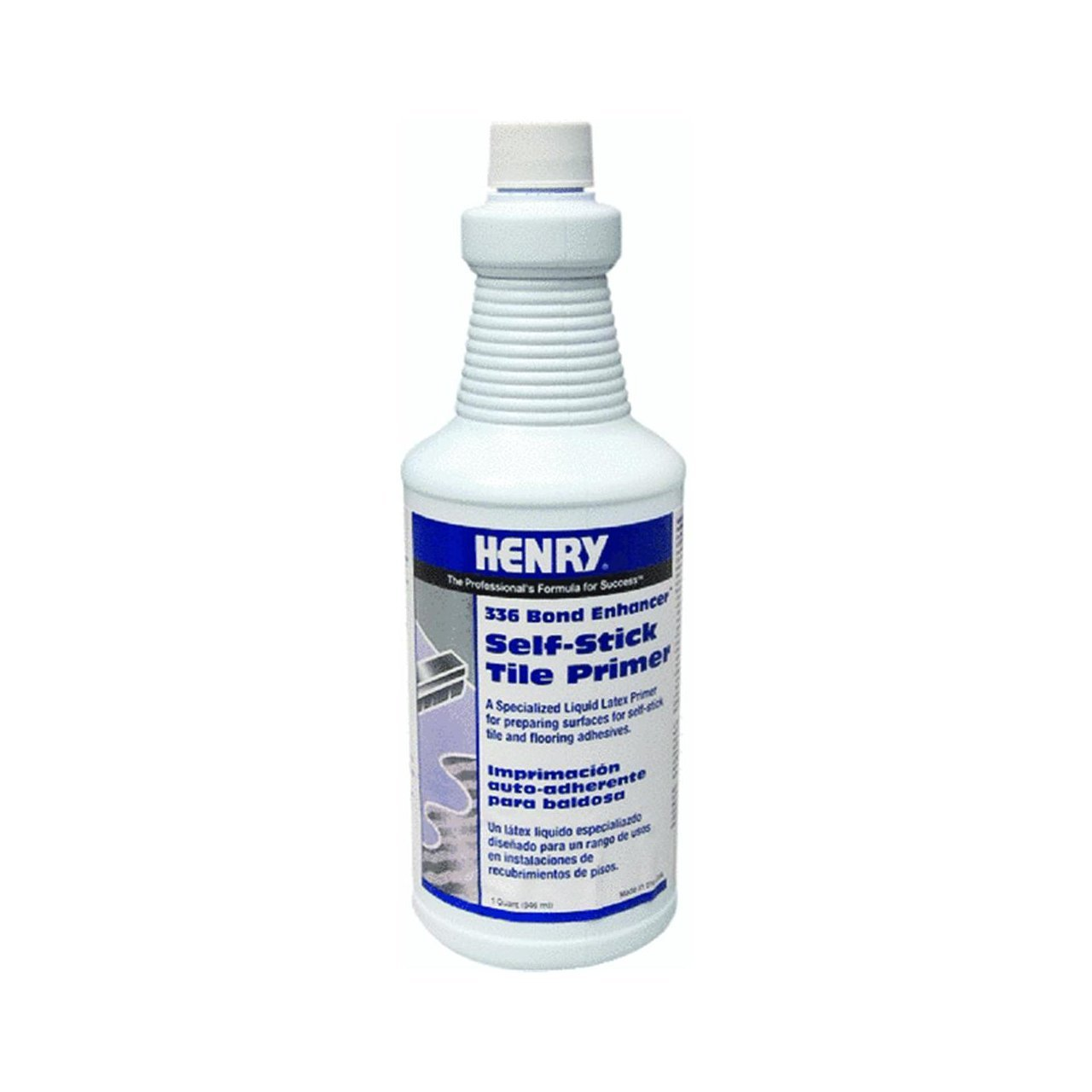 Henry Ww Co 12237 H336 Bond Enhancer Self Stick Tile Primer
