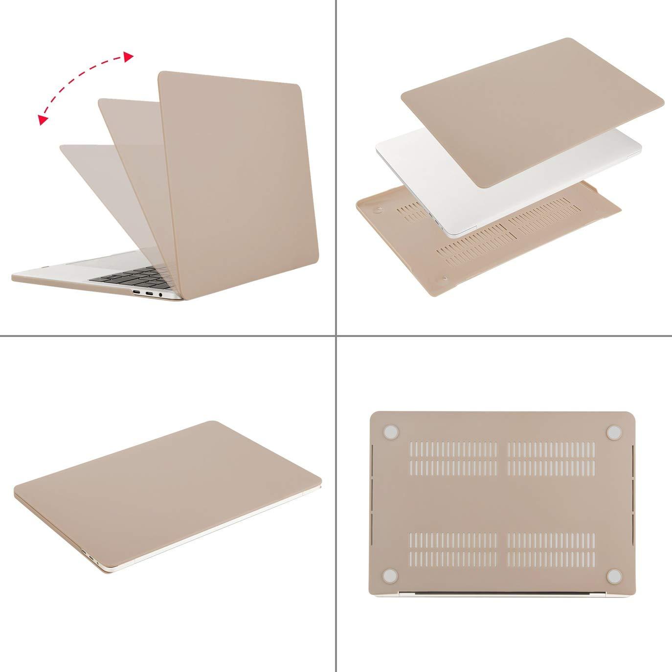 Deep Teal MOSISO H/ülle Kompatibel mit MacBook Pro 13 2019 2018 2017 2016 Freisetzung A2159//A1989//A1706//A1708 Plastik Hartschale H/ülle Kompatibel mit Neu MacBook Pro 13 Zoll mit//ohne Touch Bar