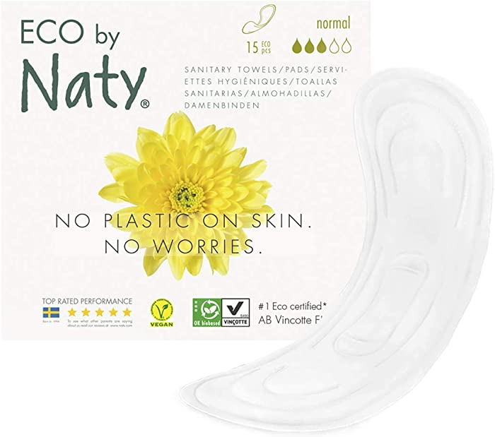 Top 6 Naty Nature Pads