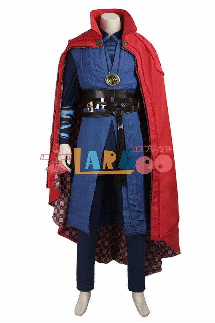 3ff2efe6df301 ドクターストレンジ Doctor Strange Dr. Strange コスプレ衣装 コスチューム cosplay B078WQHY3R 男 XXL  男 XXL