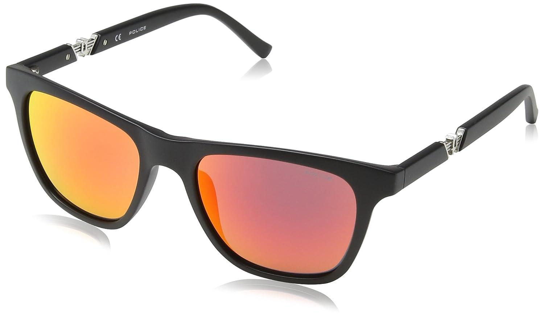 Police Herren S1800 Drift 3 Wayfarer Sonnenbrille