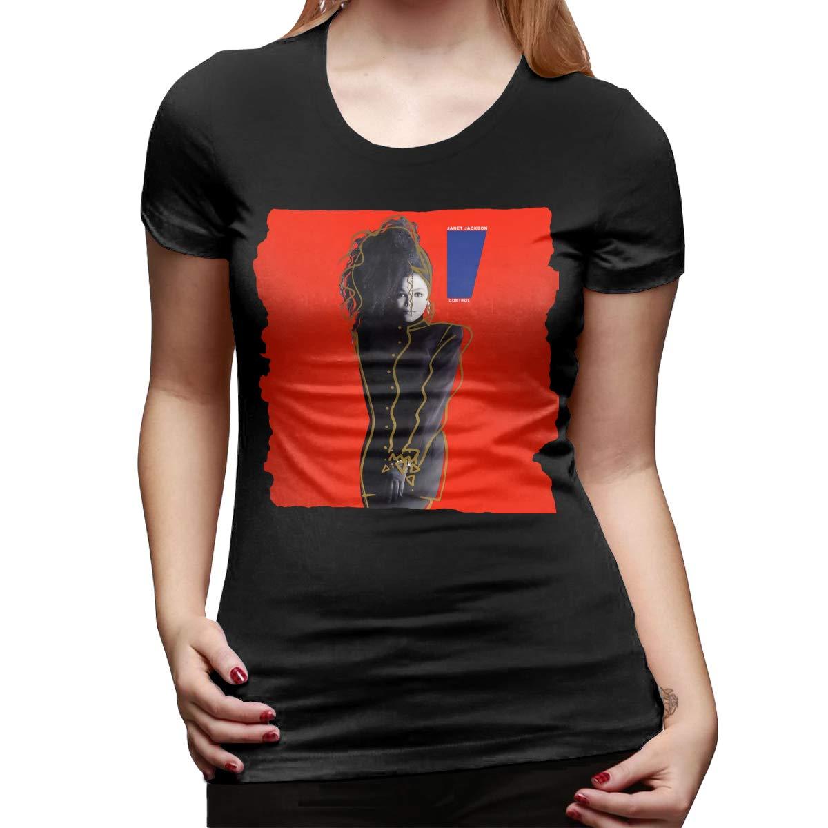 Janet Jackson Band Woman Loose Comfortable Shirts