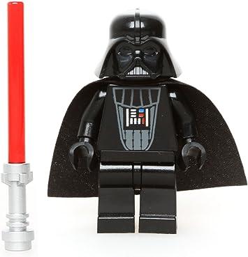 13 rote Lego Laserschwerter grauer Griff für Minifiguren Star Wars