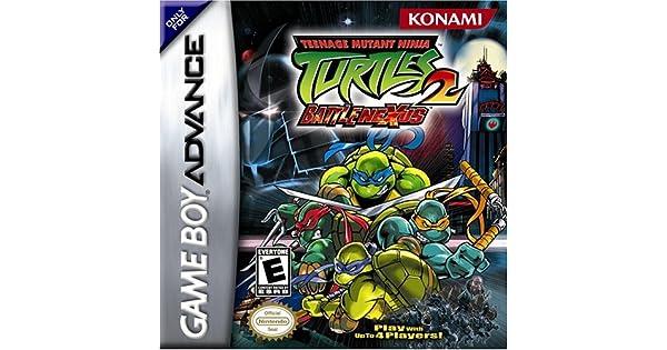 Amazon.com: Teenage Mutant Ninja Turtles 2: Battle Nexus ...