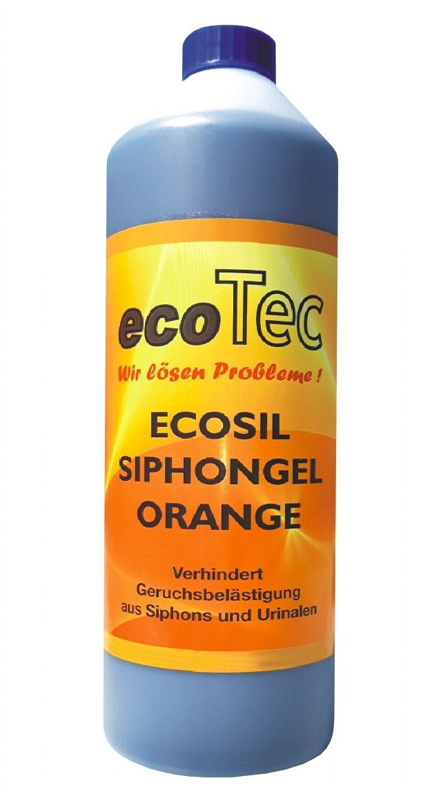 1 x 1 Ltr. Ecosil – Siphon-Gel Orange - Urlaub mit beruhigtem ...