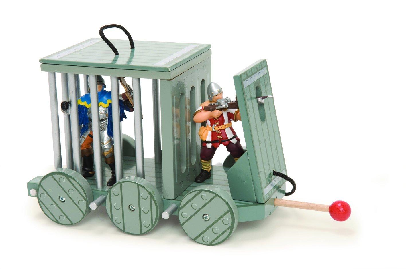 Le Toy Van Ritterburg - Le Toy Van Gefangenenkäfig