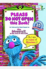 Please Do Not Open this Book! (Bright & Early Playtime Books) Hardcover