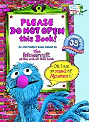 Please Do Not Open this Book! (Bright & Early Playtime Books)