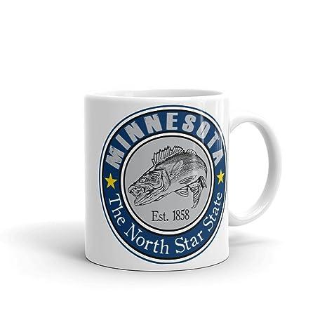 Amazon.com: Minnesota, North Star trofeo de Estado, Walleye ...