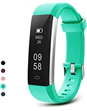 Letsfit Fitness Tracker, IP67 Waterproof Activity Tracker Watch, Pedometer Watch, Sleep Monitor, Step Counter, Slim Smart Watch Sport Watch for Kids Women and Men