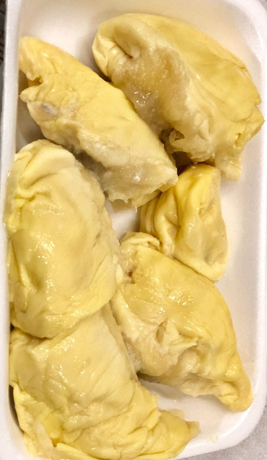 Frozen Durian Monthong - 21oz (Pack of 6) by Orange Grocer (Image #1)