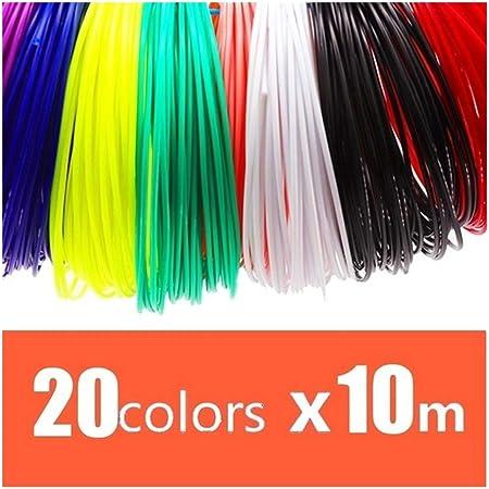 1.75mm Various Colours Available UK 3D Printer Filament PLA 1KG