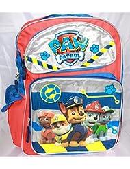 Paw Patrol Boys School Backpack Book Bag