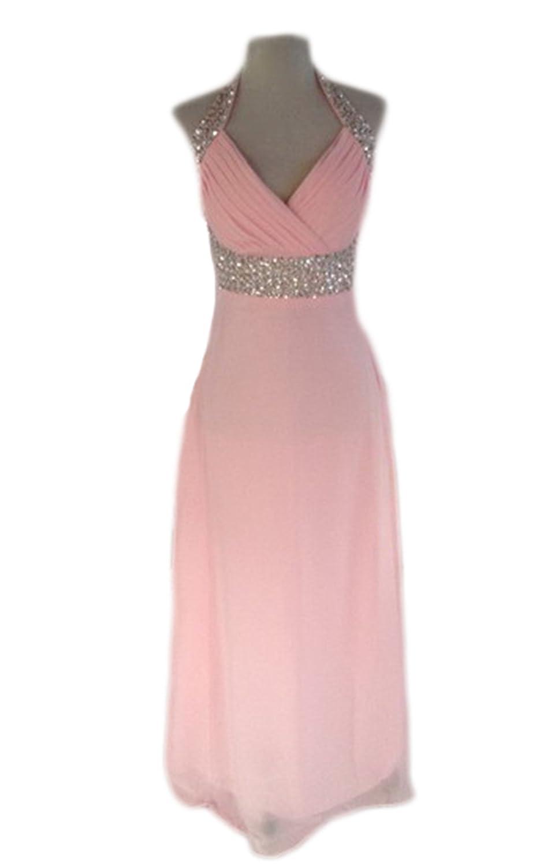 PLAER largo vestido de noche vestido de fiesta Prom Dress- novia ...
