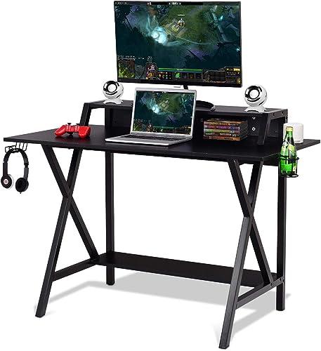 """Tangkula 48"""" Gaming Desk"""