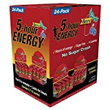 5 Hour Energy Drink Shot, Berry, 3Pack (24 Count Each )