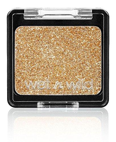wet n wild Color Icon Glitter Single Brass, 1er Pack (1 x 2 g)