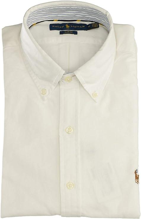 Ralph Lauren - Camisa R. Lauren OXFORT: Amazon.es: Ropa y accesorios
