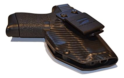 Ruger LCP2 with LaserMax GripSense Laser IWB Holster