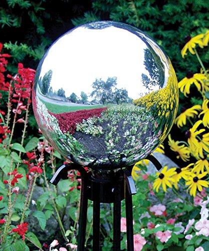 Echo Valley 8100 10-Inch Glass Gazing Globe, Blue