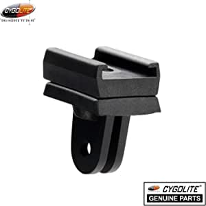 Cygolite Light Adapter - for Cygolite Expilion, Metro, and Streak Series Bicycle Headlights Fits On GoPro Compatible Mount