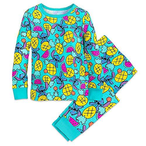 Disney Stitch PJ Pals Set For Girls Size 3