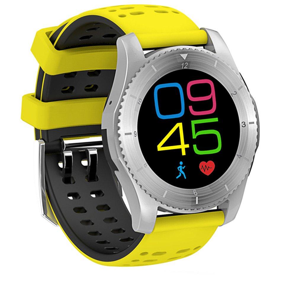 Boofab GPS Smart Watch,Bluetooth IP68 Waterproof Sports ...