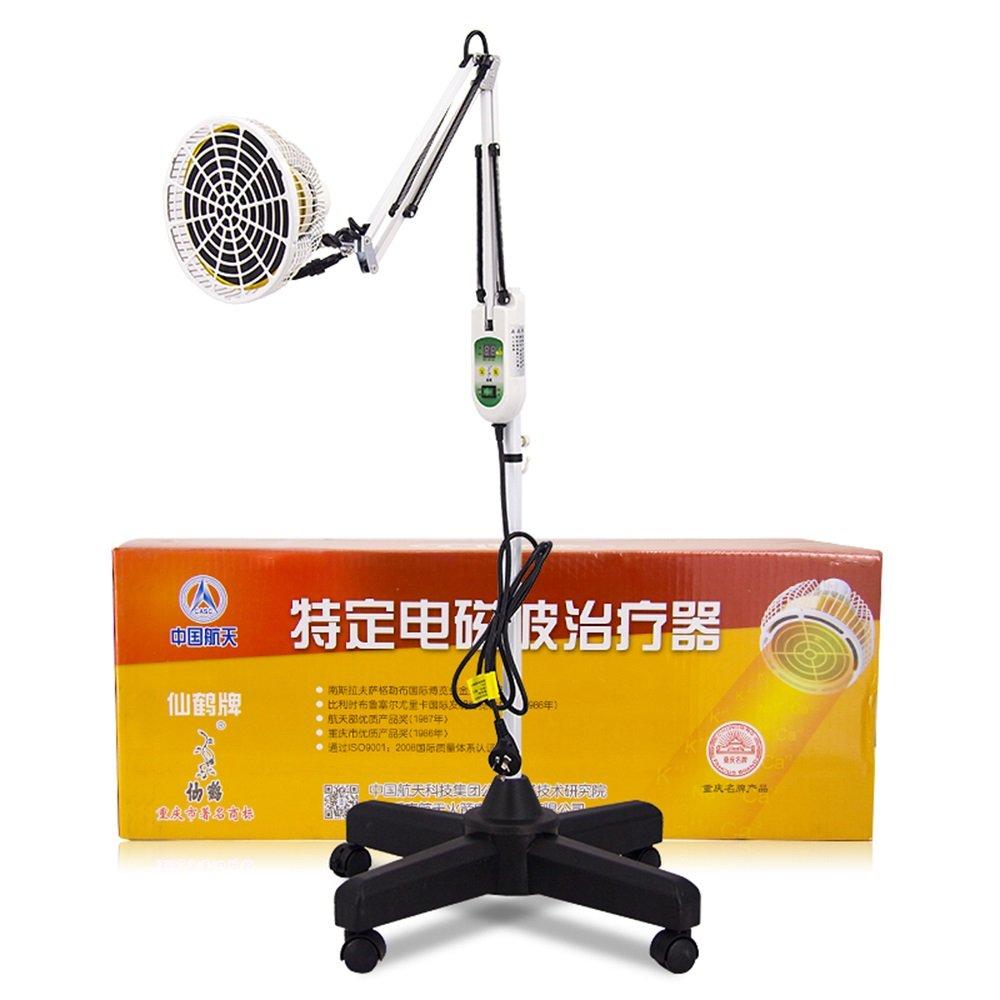 ZHIRONG 250W TDPファーヒートランプ電磁気療法理学療法ライトミネラルプレート装置時間設定調節可能温度 B07F7QQYZN